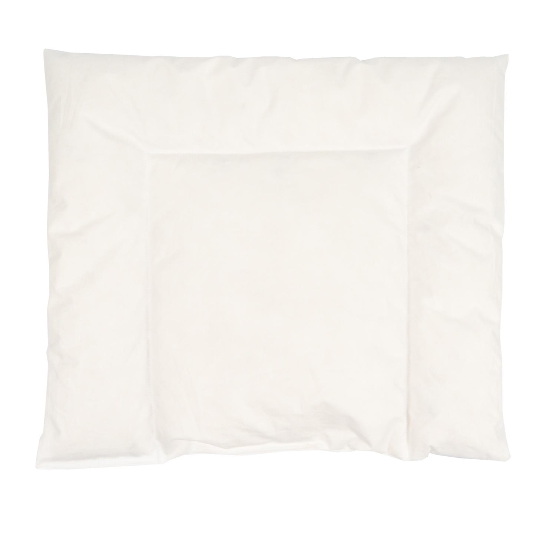 Wei/ß, 35 x 40 cm Traumschloss Baby Flach Kopfkissen